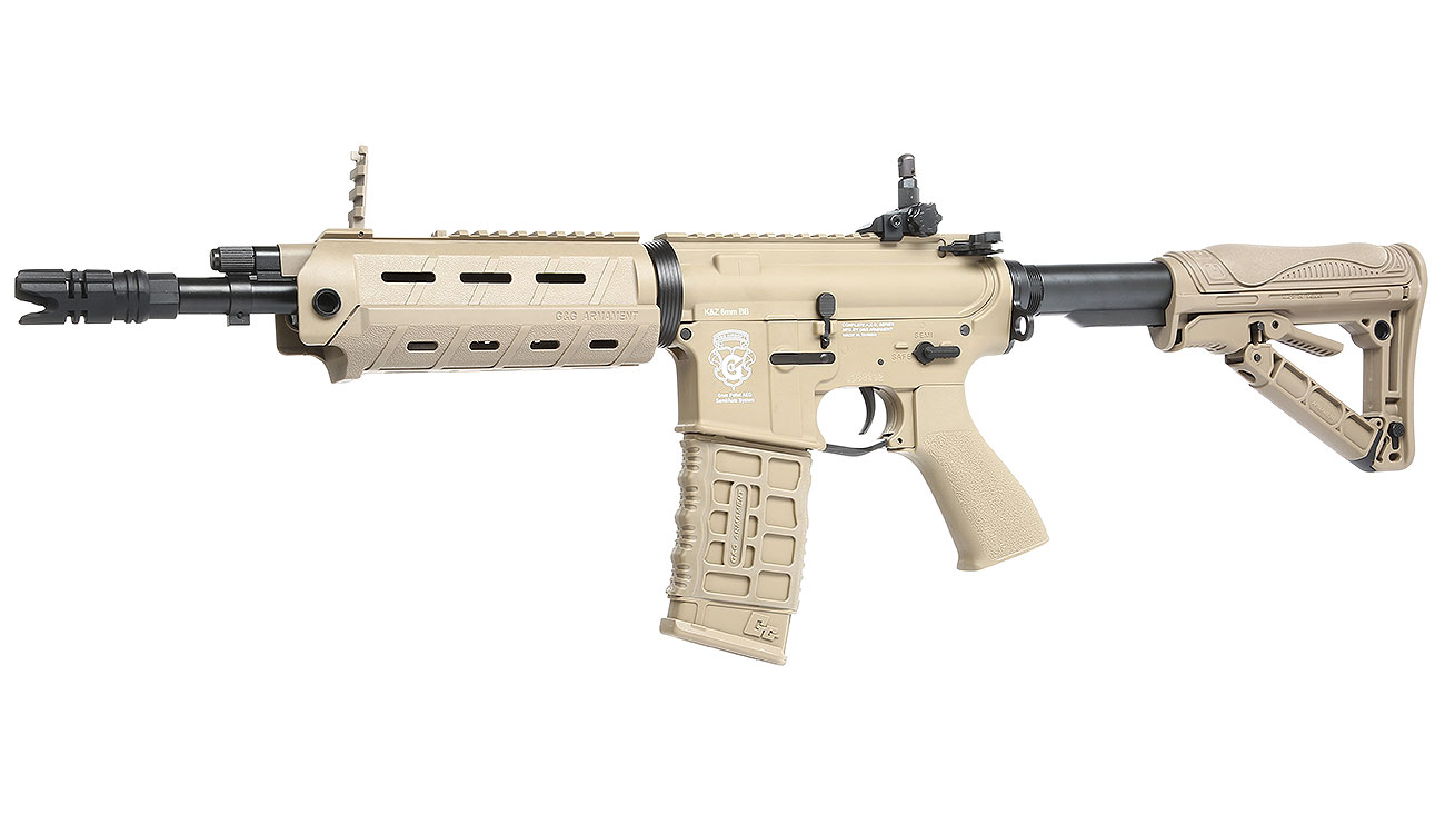 G&G GR4 G26 BlowBack AEG 6mm BB Desert Tan 0