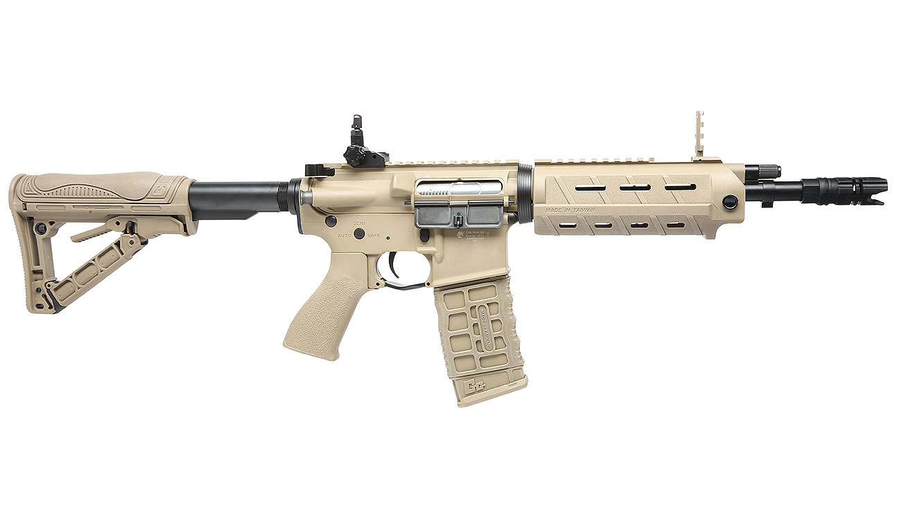G&G GR4 G26 BlowBack AEG 6mm BB Desert Tan 2