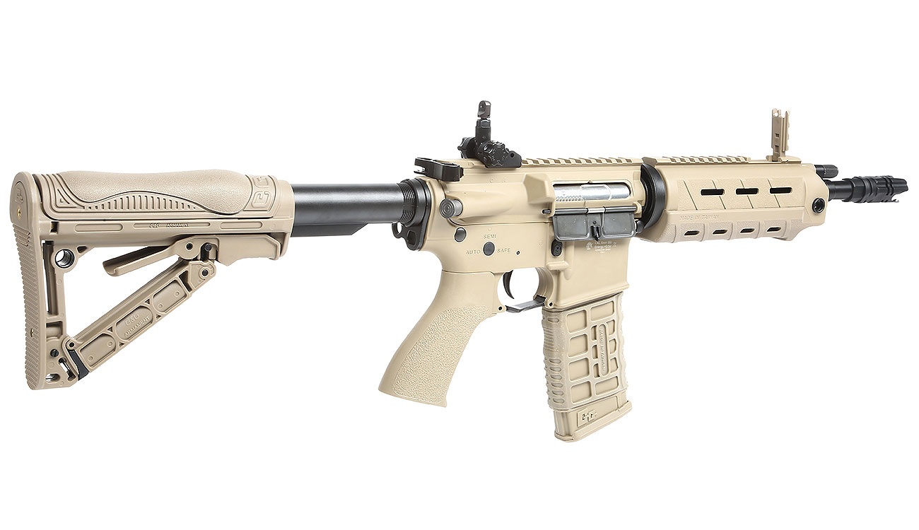 G&G GR4 G26 BlowBack AEG 6mm BB Desert Tan 3