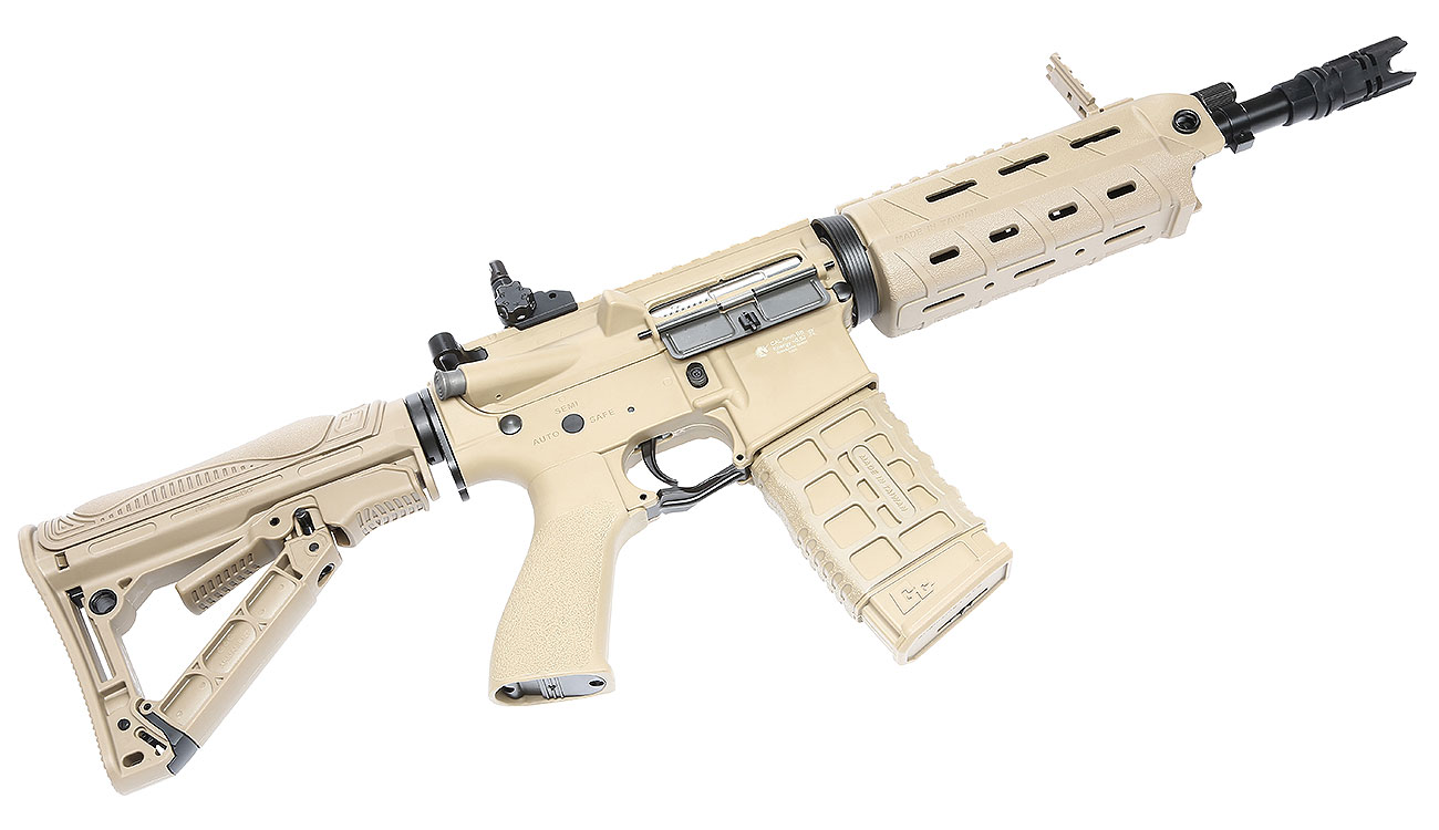 G&G GR4 G26 BlowBack AEG 6mm BB Desert Tan 4