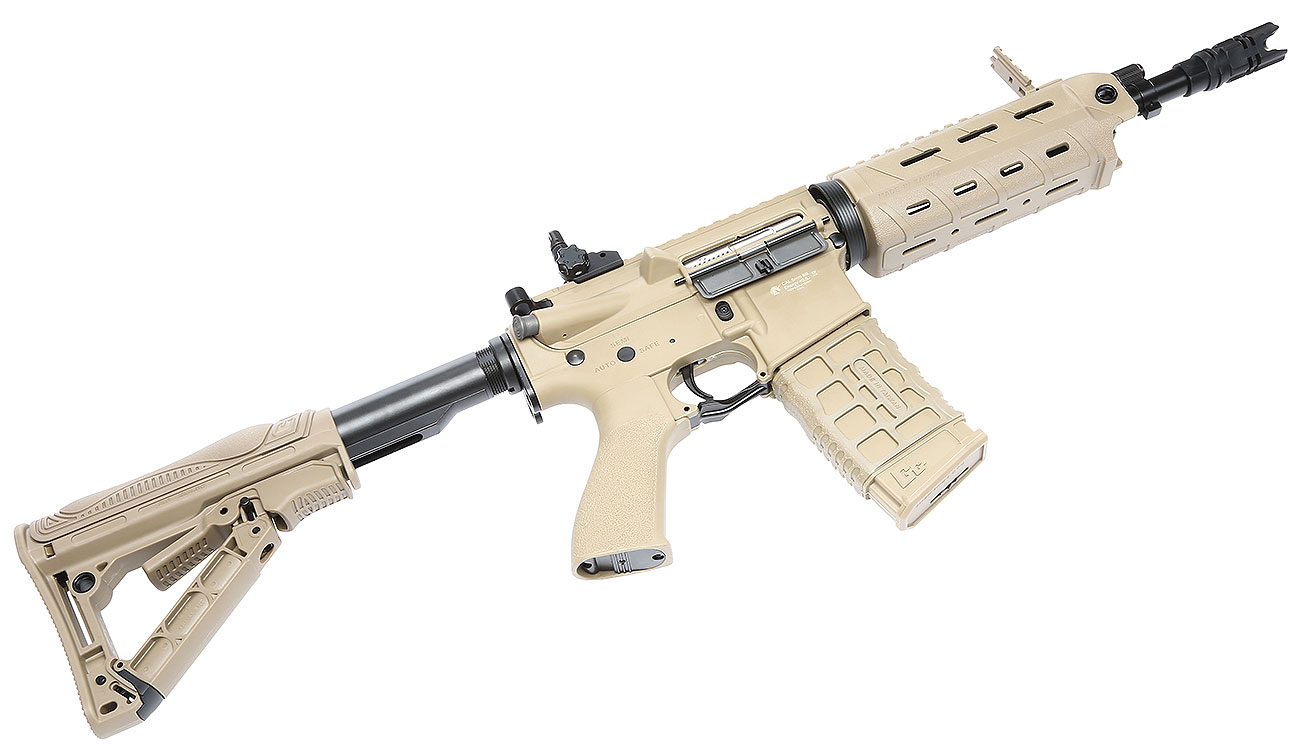G&G GR4 G26 BlowBack AEG 6mm BB Desert Tan 5