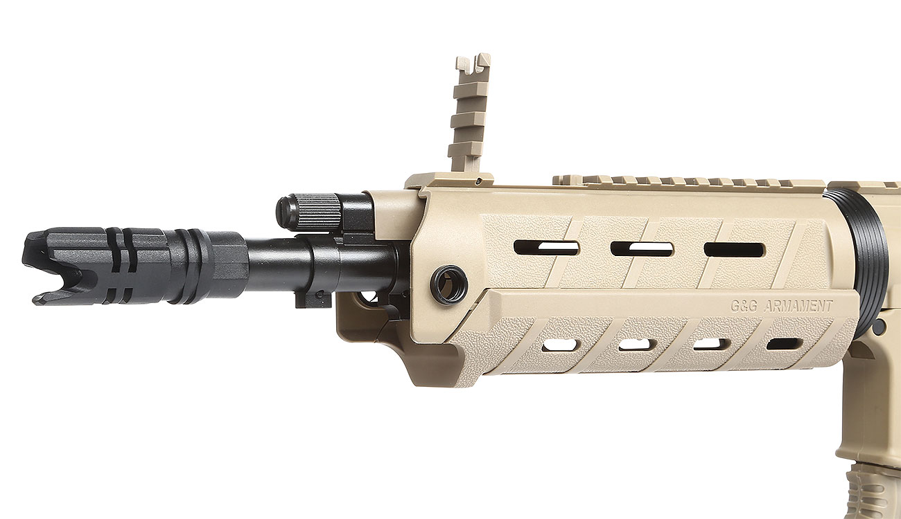 G&G GR4 G26 BlowBack AEG 6mm BB Desert Tan 6