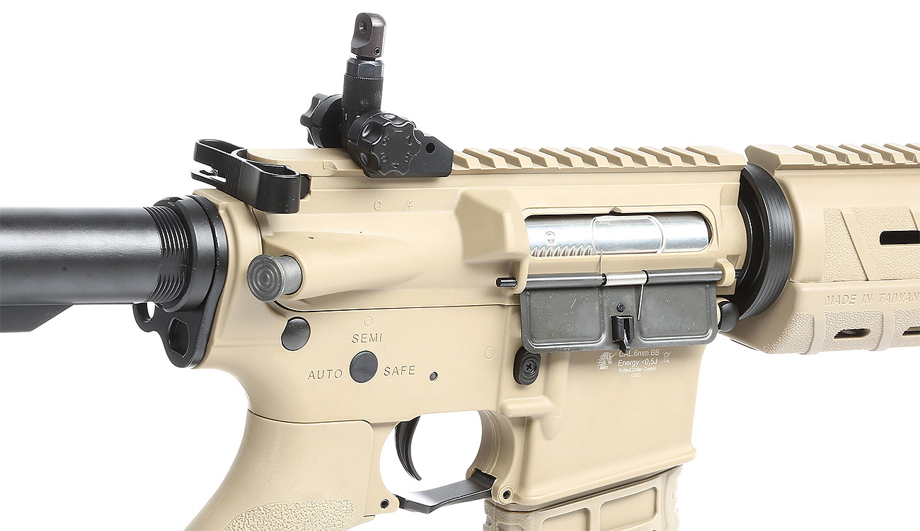 G&G GR4 G26 BlowBack AEG 6mm BB Desert Tan 8
