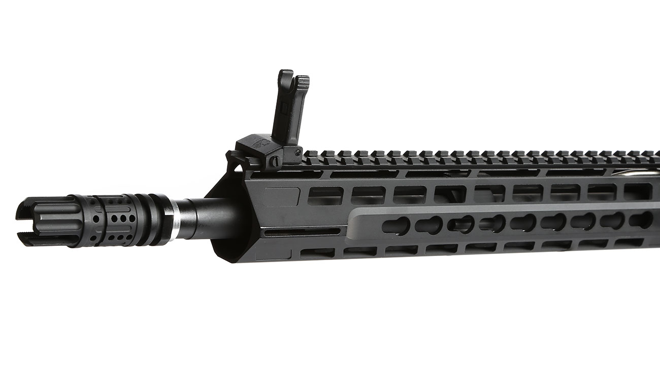 APS Phantom Extremis Rifle MK2 Vollmetall BlowBack S-AEG 6mm BB schwarz 6