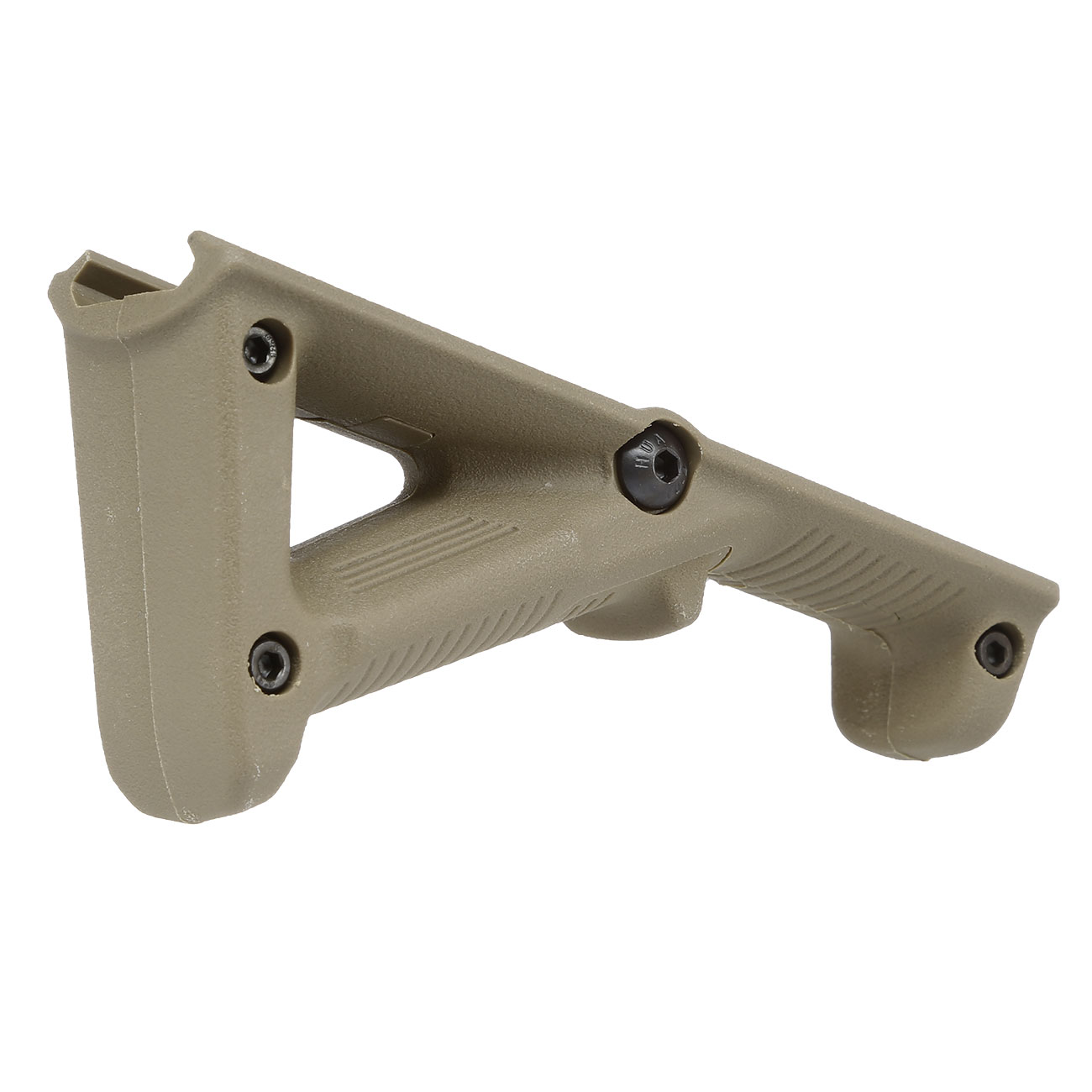 Element Airsoft Tactical Angle Frontgriff für 20 - 22mm Schienen Dark Earth 4