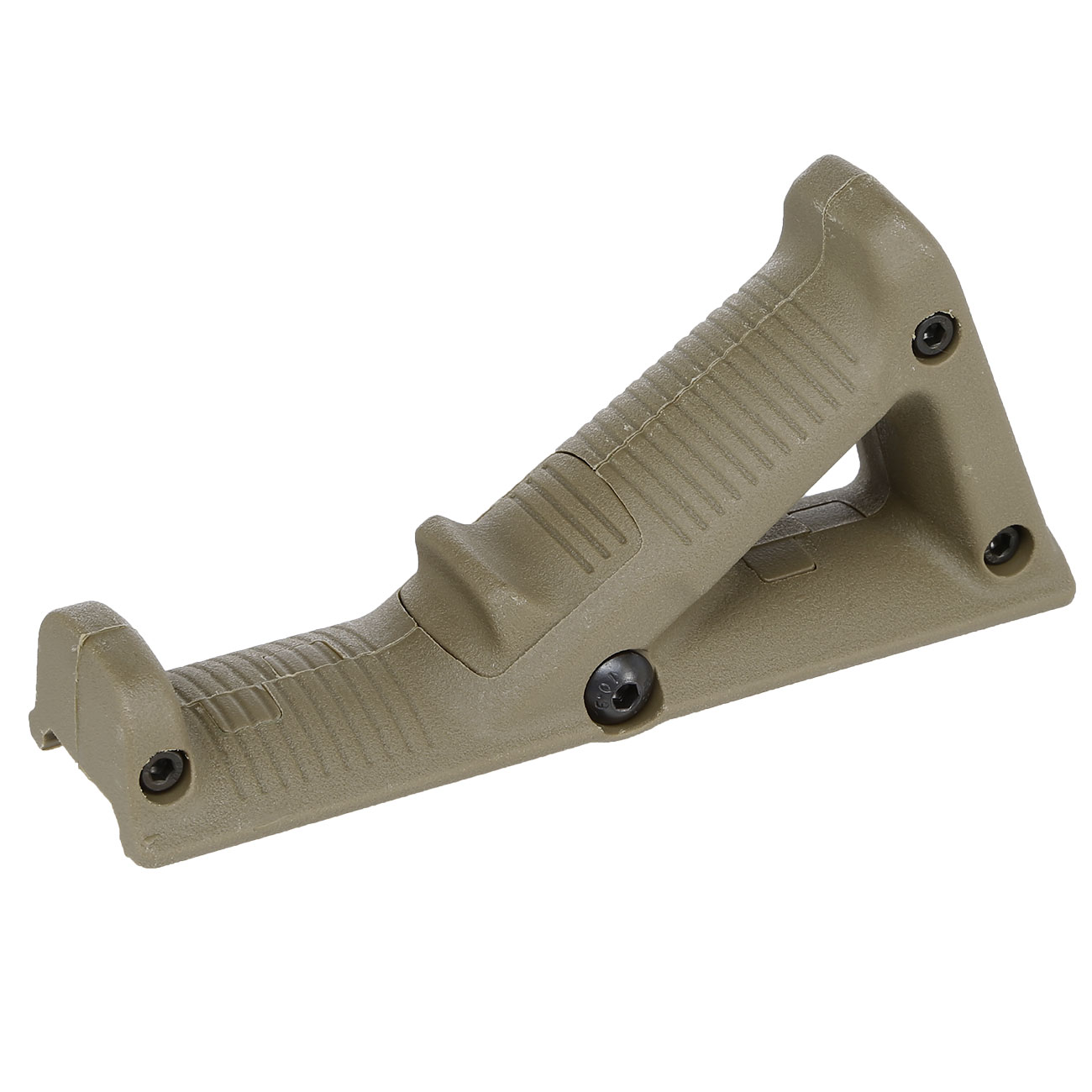 Element Airsoft Tactical Angle Frontgriff für 20 - 22mm Schienen Dark Earth 6