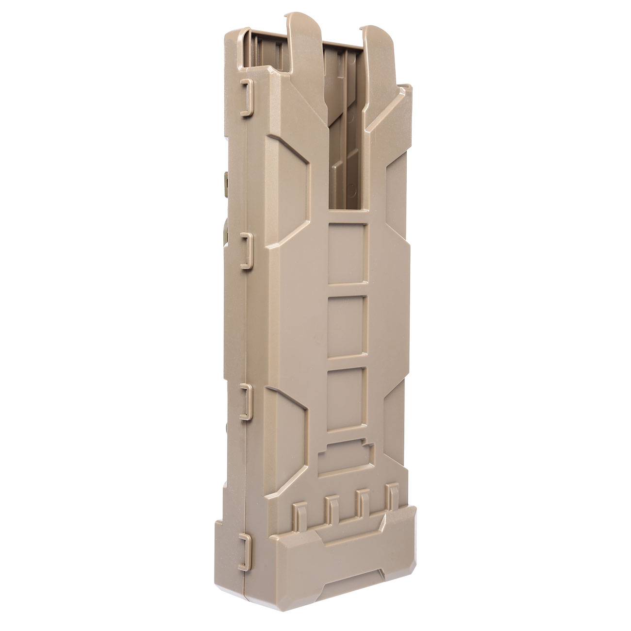Jag Arms Molle Magazintasche f. 10 Shotgun Shells / Patronen Tan 0