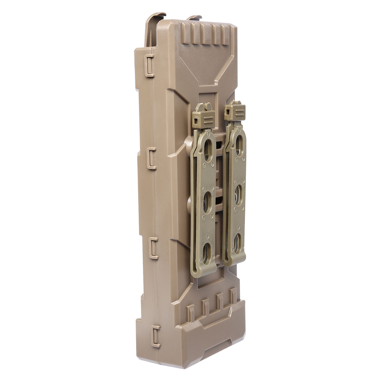 Jag Arms Molle Magazintasche f. 10 Shotgun Shells / Patronen Tan 1