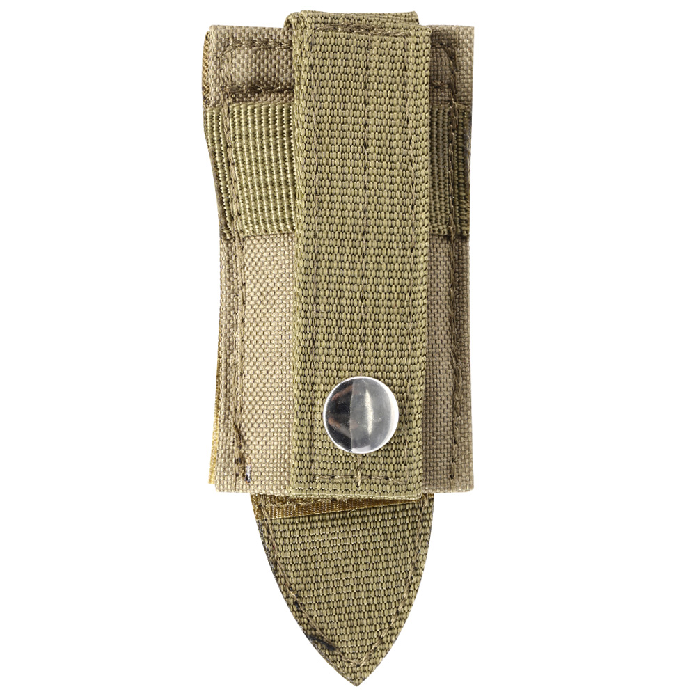 Elite Force Airsoft Kill Rag / Dead Rag mit Molle-Tasche Flat Dark Earth 3