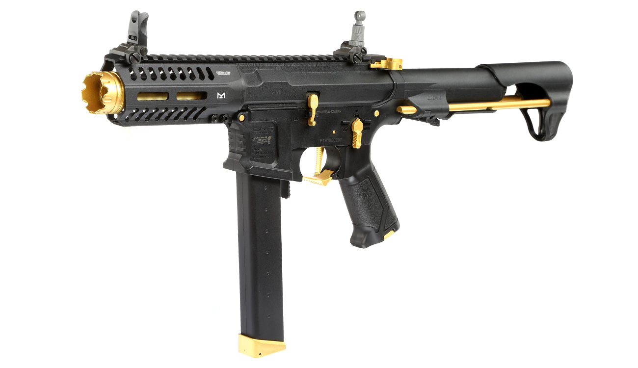 G&G ARP 9 ETU-Mosfet S-AEG 6mm BB gold - Special Edition 0