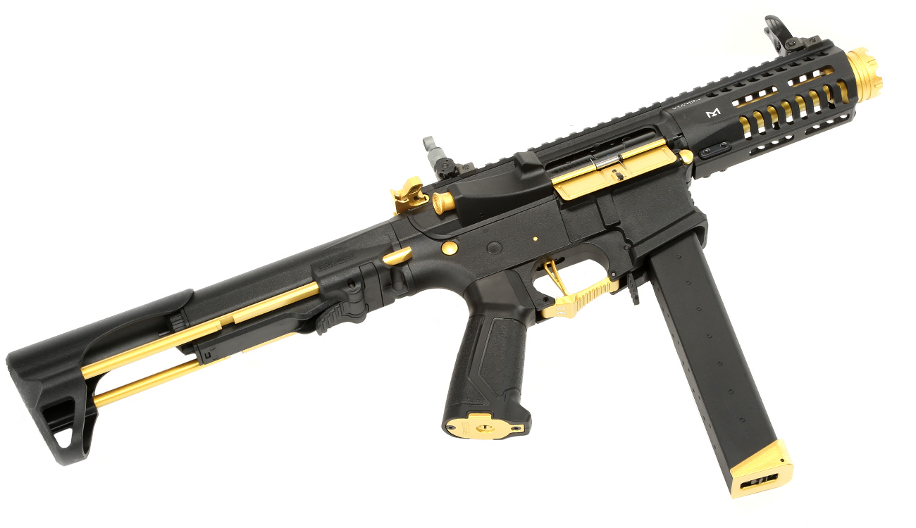 G&G ARP 9 ETU-Mosfet S-AEG 6mm BB gold - Special Edition 5