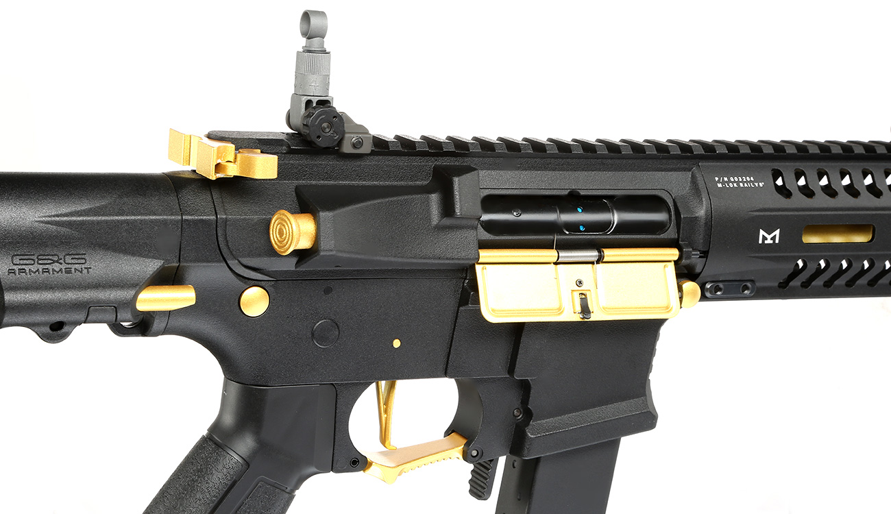G&G ARP 9 ETU-Mosfet S-AEG 6mm BB gold - Special Edition 8