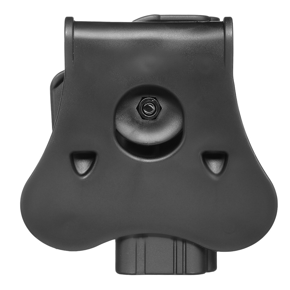 Amomax Tactical Holster Polymer Paddle für Airsoft G-Modelle Links schwarz 5