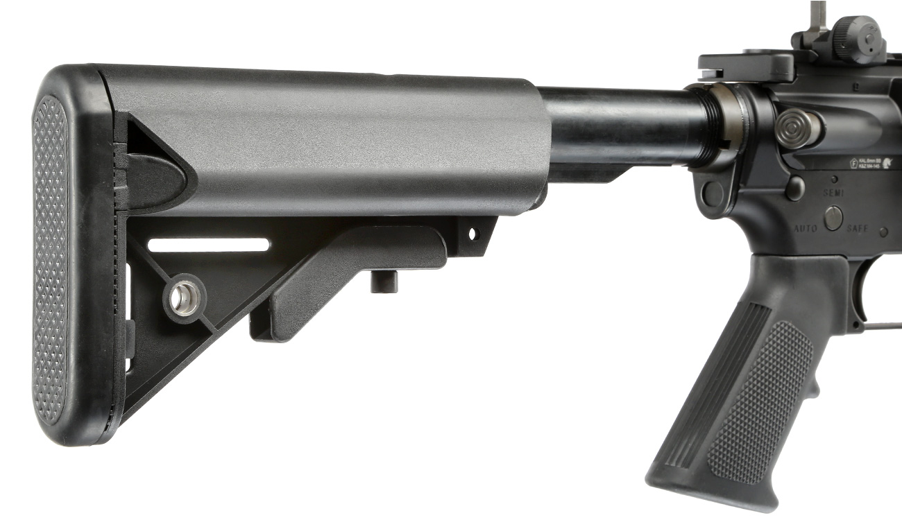 GHK Colt / Daniel Defense M4A1 RIS II Vollmetall Gas-Blow-Back 6mm BB Dualtone 9