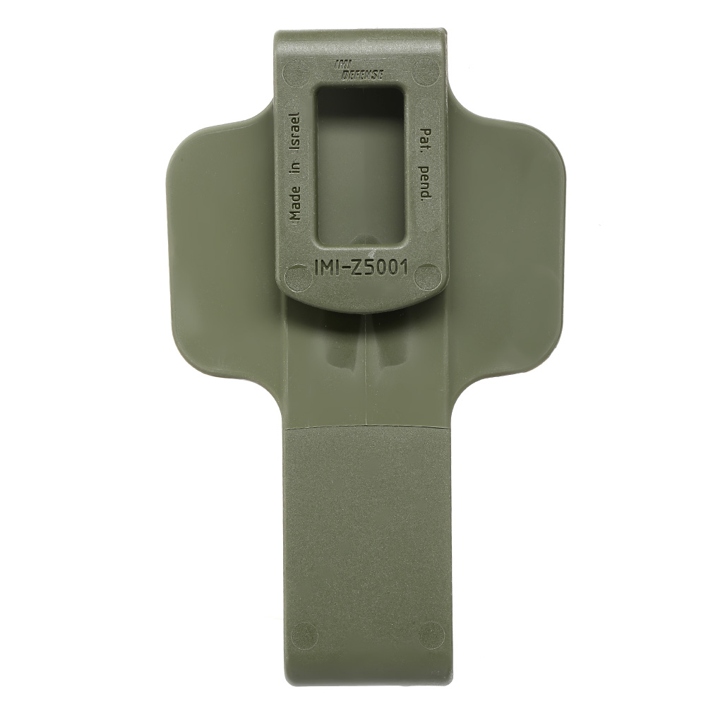 IMI Defense CCH - Concealed Carry Holster für Full-Size / Compact Size Pistolen oliv 2