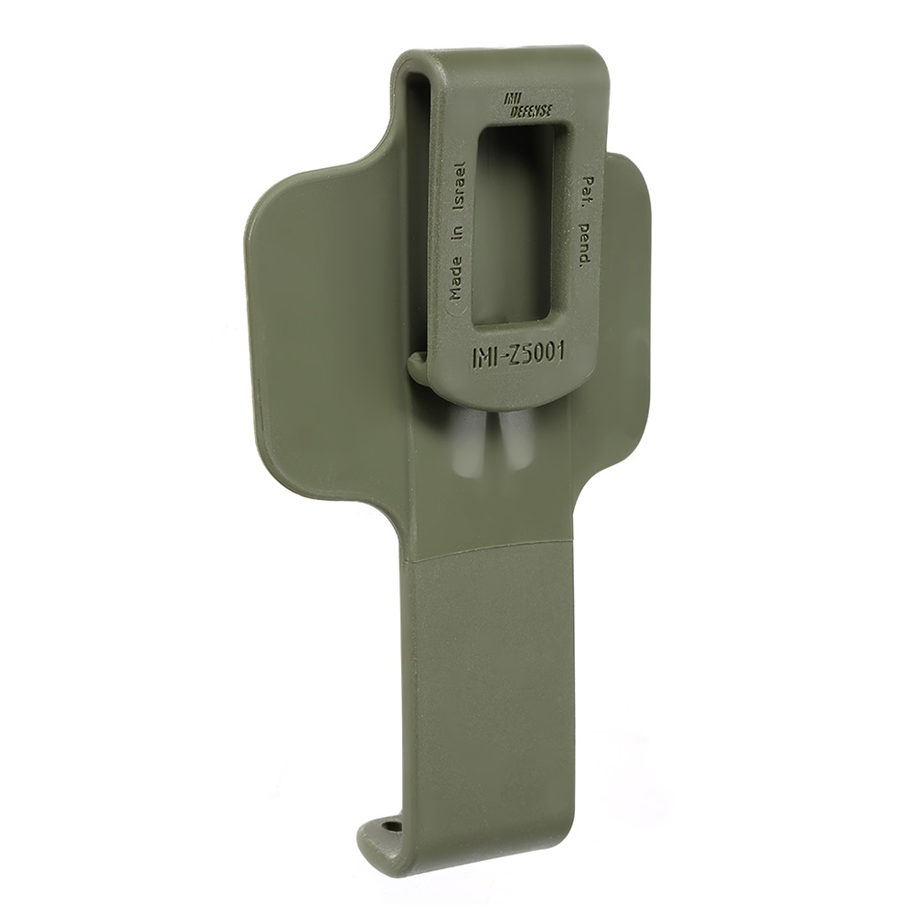 IMI Defense CCH - Concealed Carry Holster für Full-Size / Compact Size Pistolen oliv 3