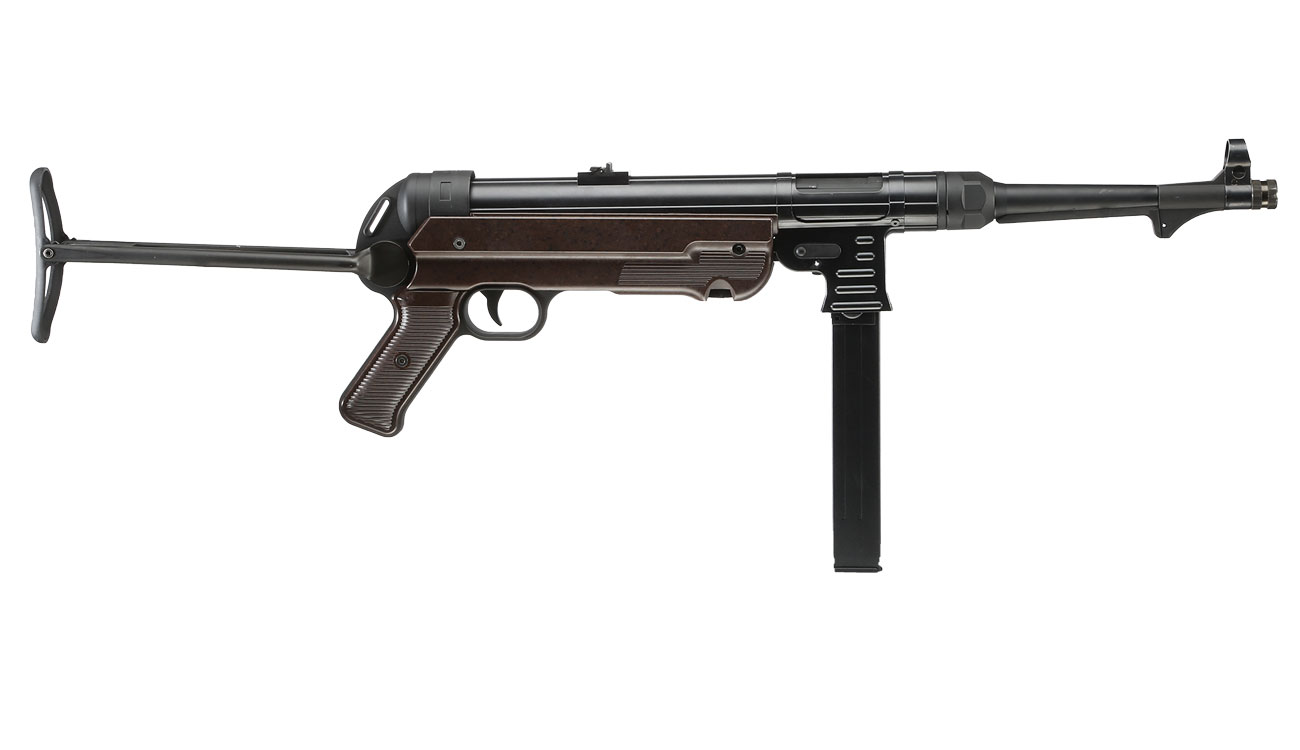 SRC MP40 Vollmetall BlowBack Gen. III AEG 6mm BB - World War 2 Deluxe Edition 3