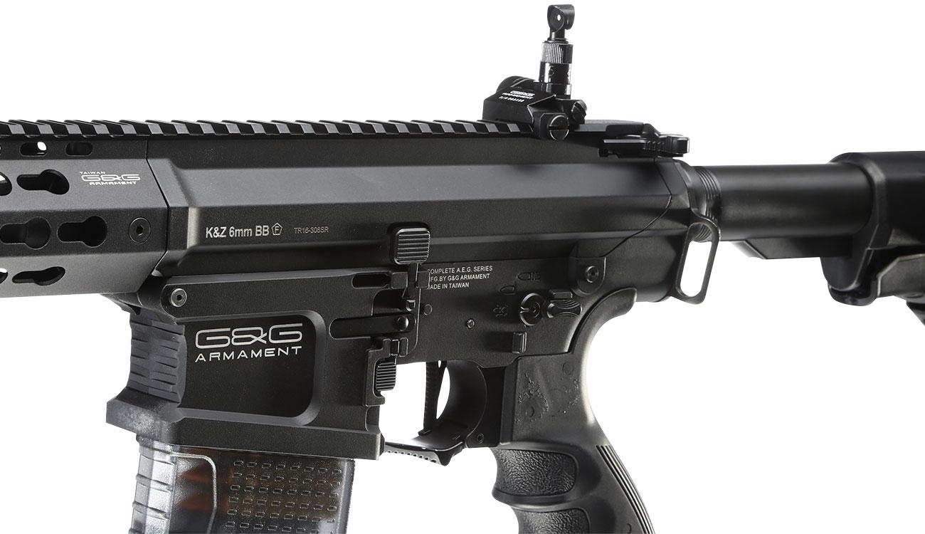 Madbull Waffenkoffer Deluxe 111 x 29 x 12 cm schwarz mit Zahlenschloss
