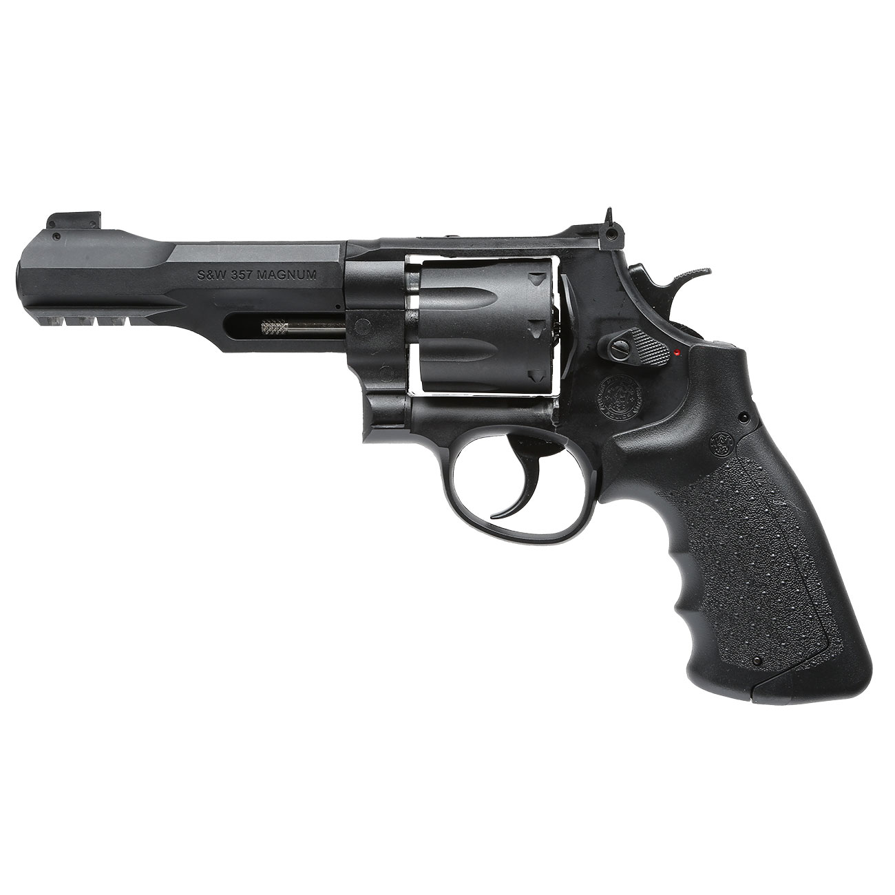 Smith & Wesson M&P R8 4 Zoll CO2 Revolver 6mm BB schwarz 1