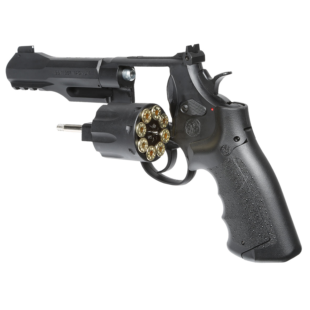 Smith & Wesson M&P R8 4 Zoll CO2 Revolver 6mm BB schwarz 4