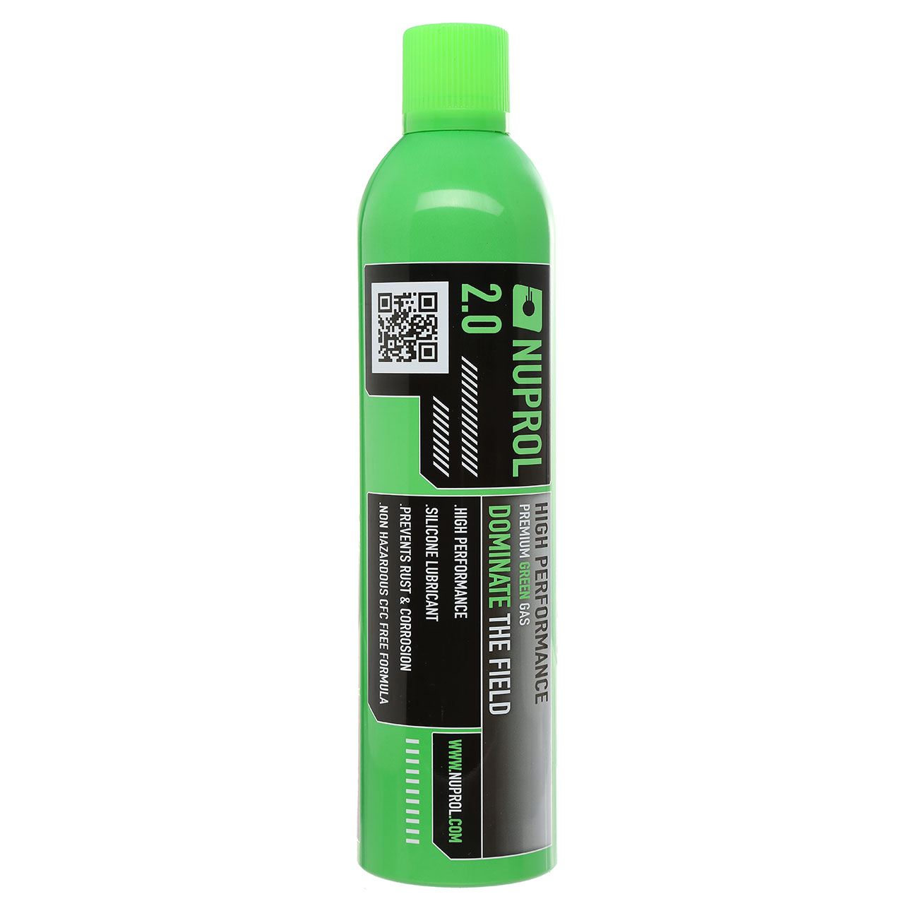 Nuprol 2.0 High Performance Premium Green Gas 420ml 0