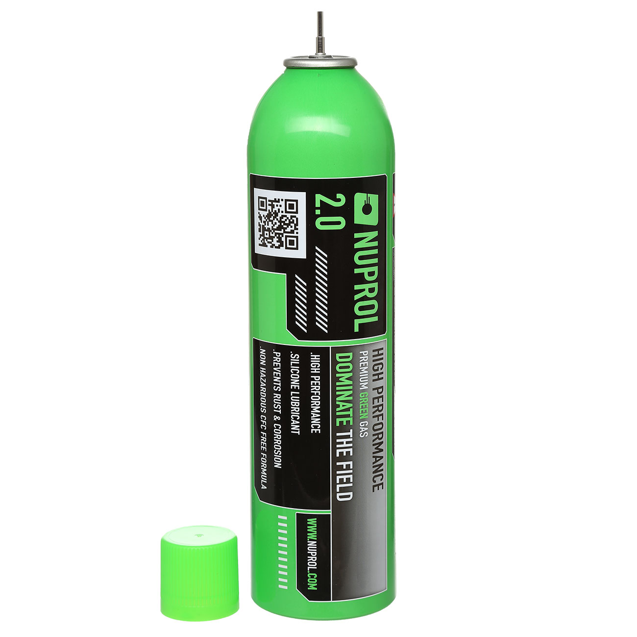 Nuprol 2.0 High Performance Premium Green Gas 420ml 1