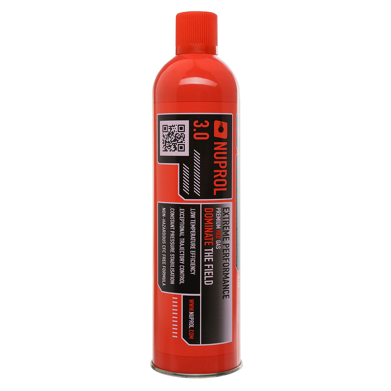 Nuprol 3.0 Extreme Performance Premium Red Gas 420ml 0