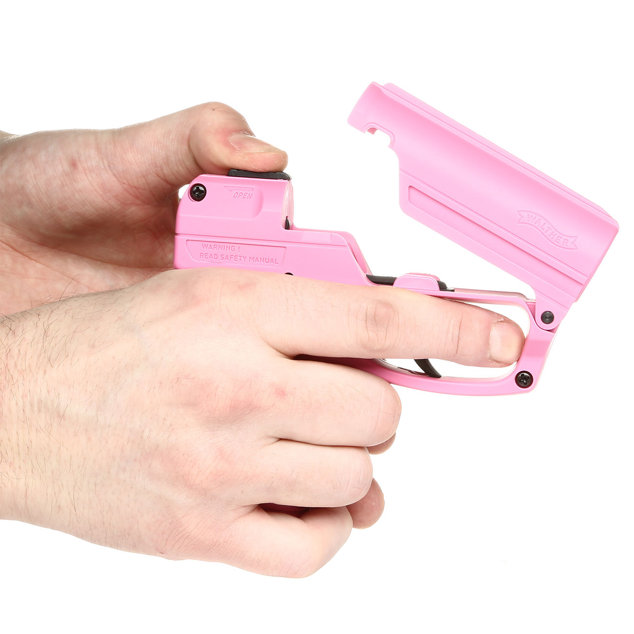 Walther Pfefferpistole PDP pink 5