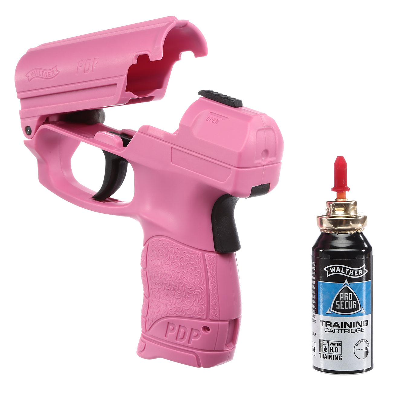 Walther Pfefferpistole PDP pink 6