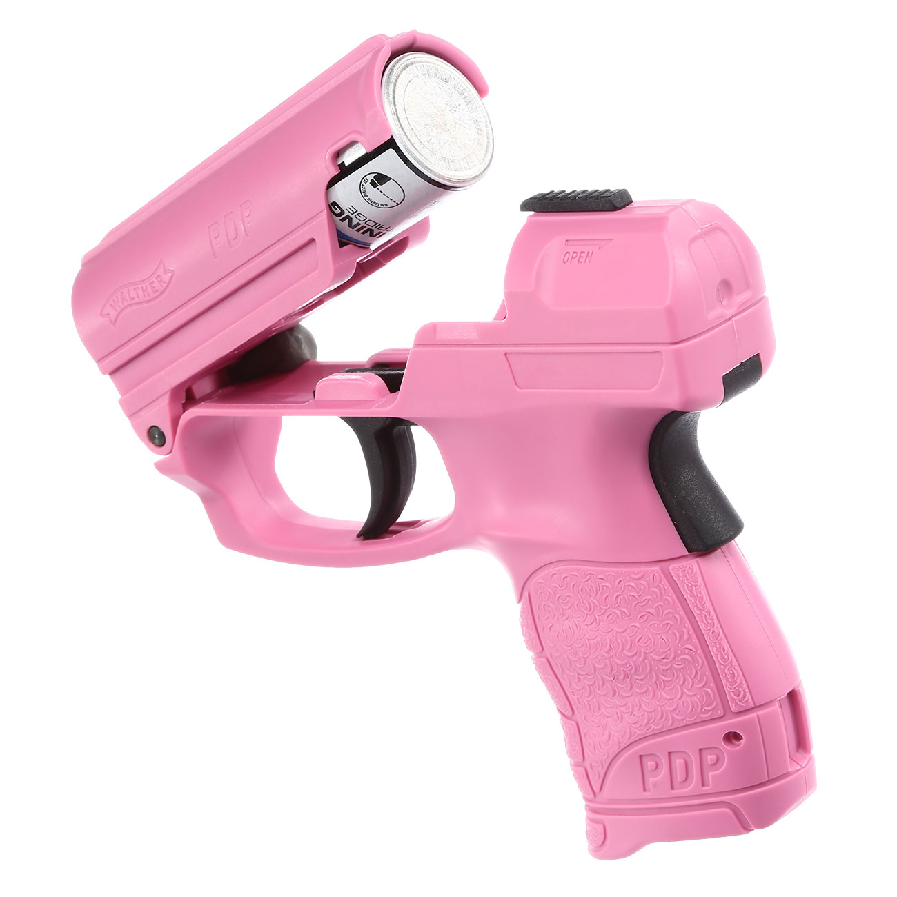 Walther Pfefferpistole PDP pink 7