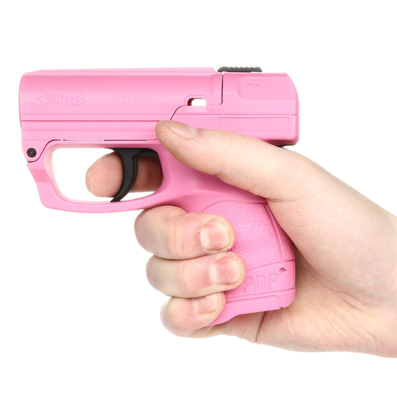 Walther Pfefferpistole PDP pink 8