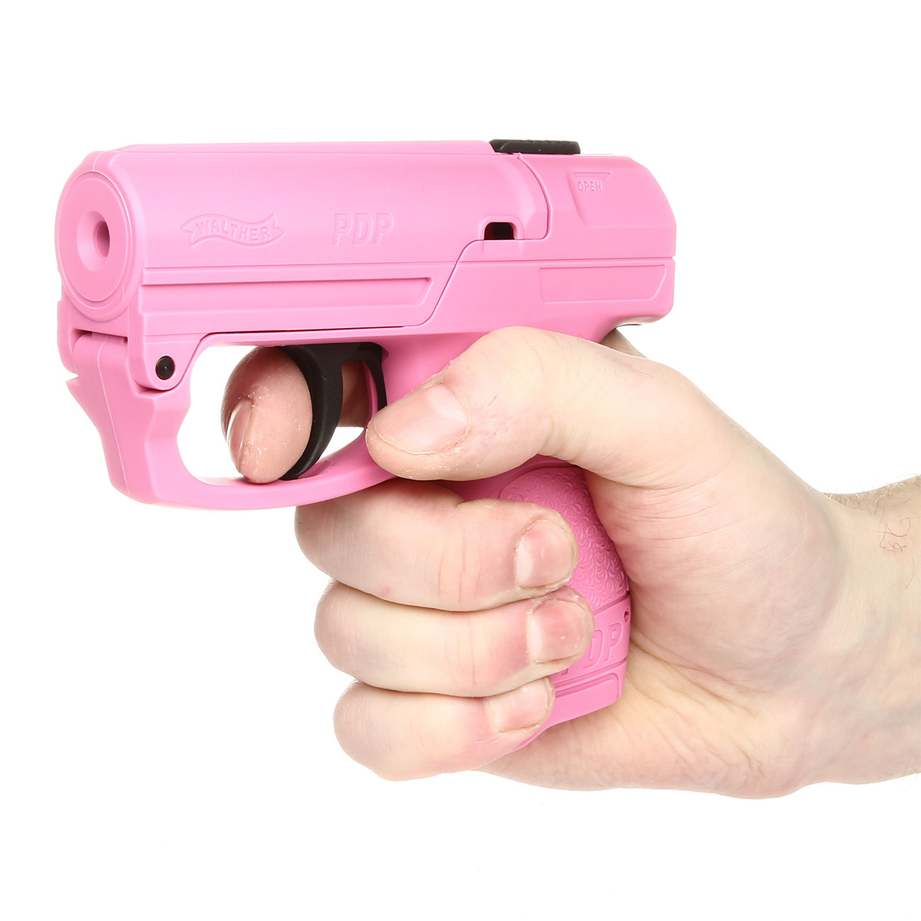 Walther Pfefferpistole PDP pink 9