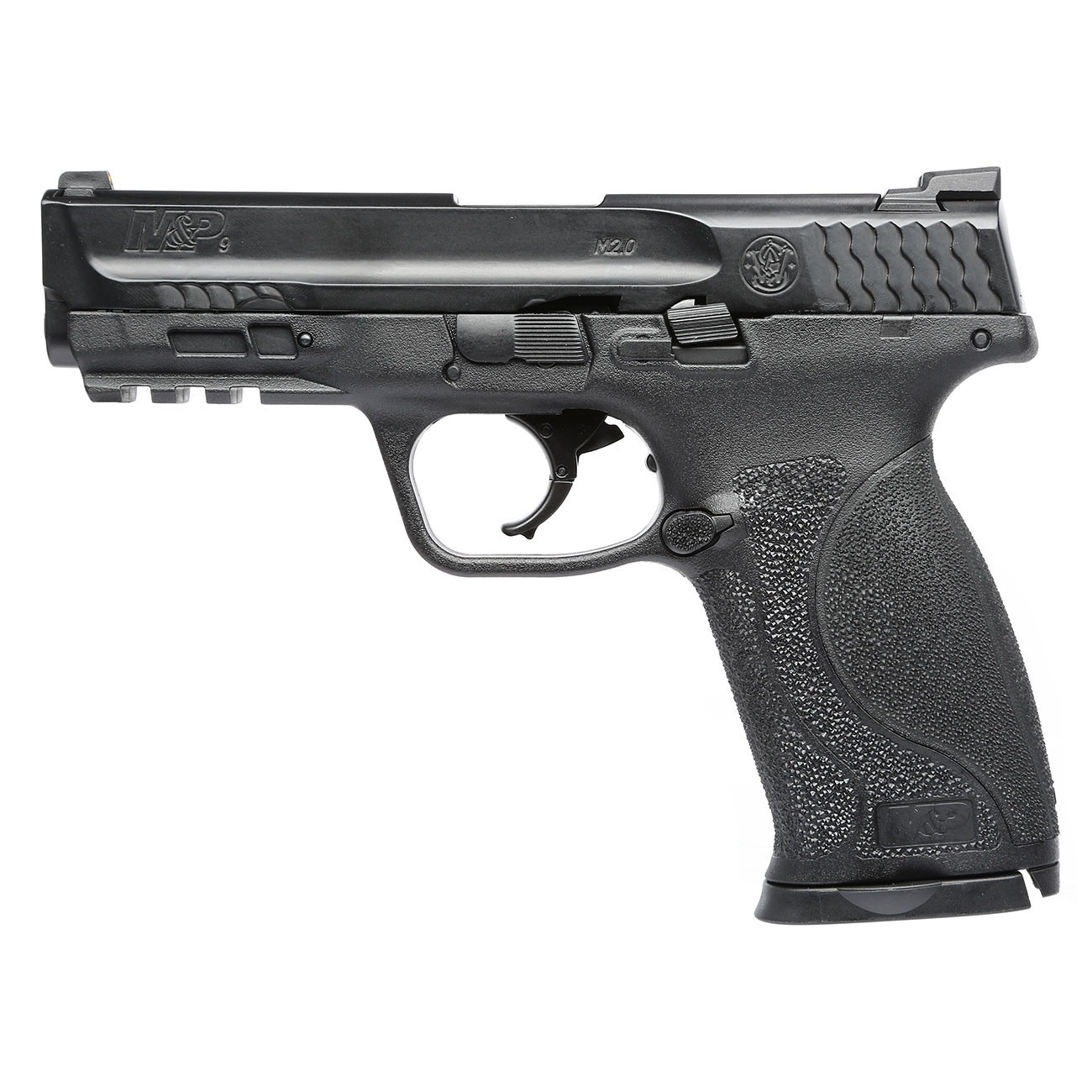 Smith & Wesson M&P9 2.0 T4E CO2-RAM Pistole Kal. 43 schwarz 0
