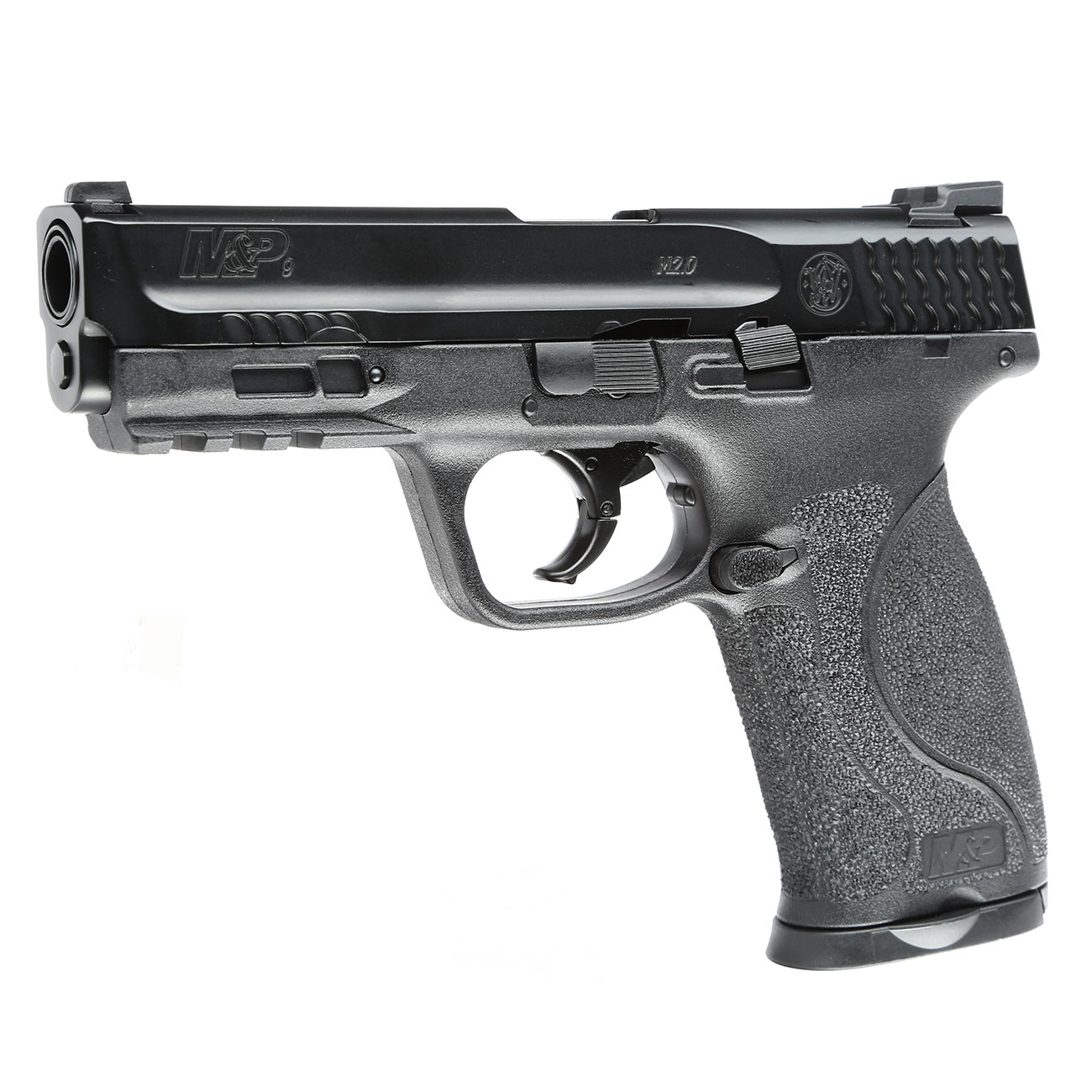 Smith & Wesson M&P9 2.0 T4E CO2-RAM Pistole Kal. 43 schwarz 1