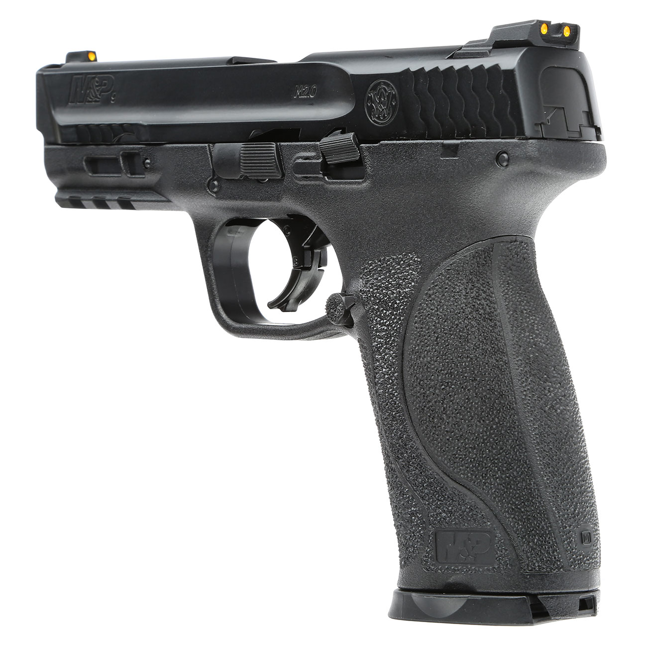 Smith & Wesson M&P9 2.0 T4E CO2-RAM Pistole Kal. 43 schwarz 2