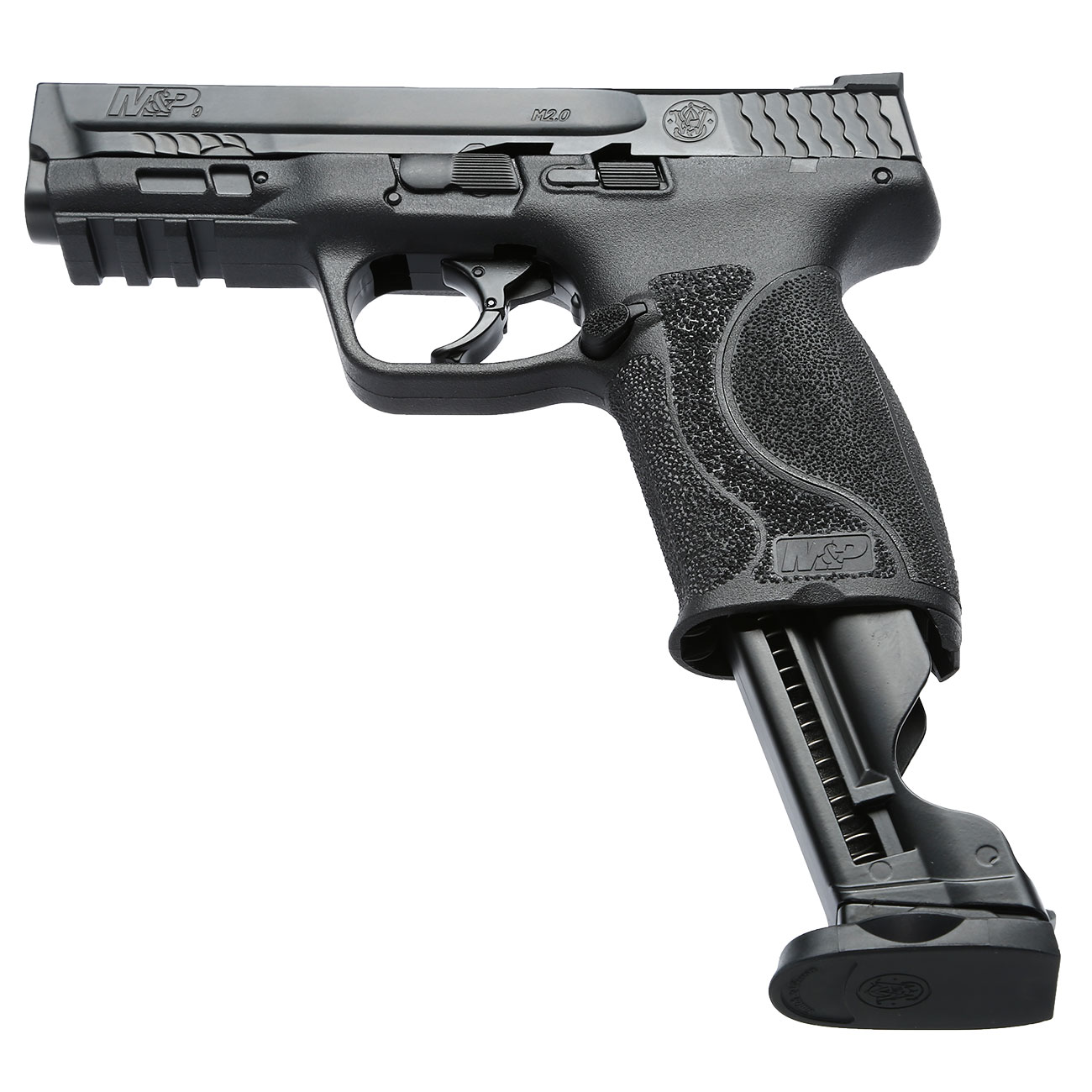 Smith & Wesson M&P9 2.0 T4E CO2-RAM Pistole Kal. 43 schwarz 5