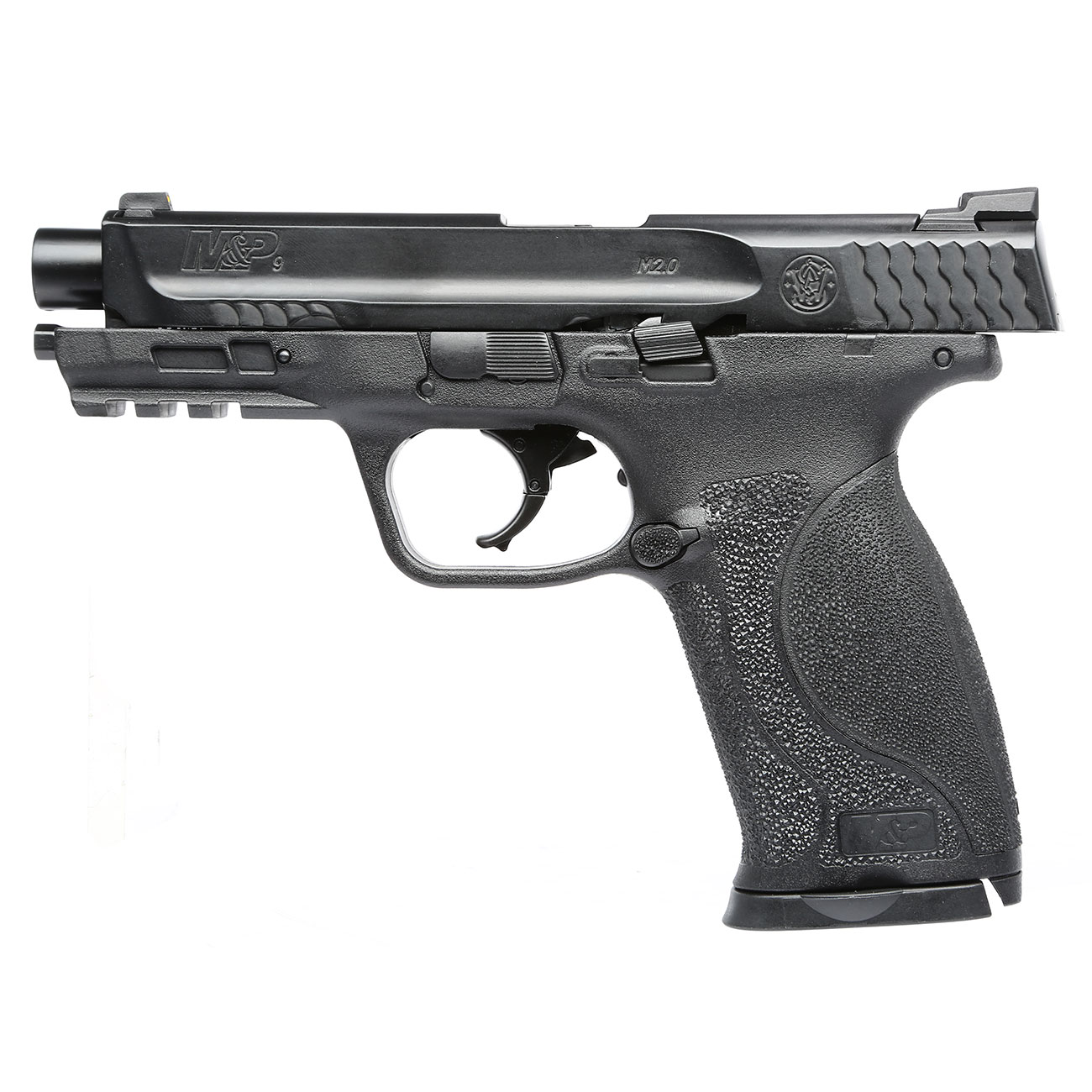 Smith & Wesson M&P9 2.0 T4E CO2-RAM Pistole Kal. 43 schwarz 6