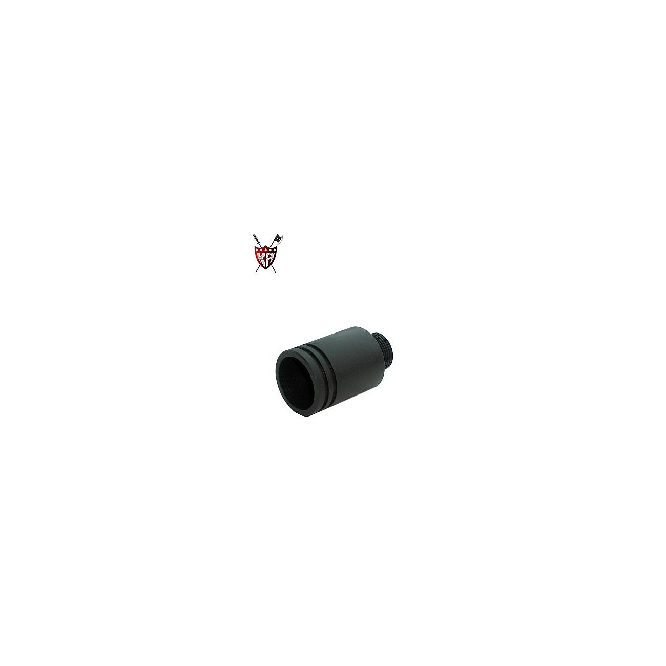 King Arms Silencer Adapter f. TM G36C 14mm- 0