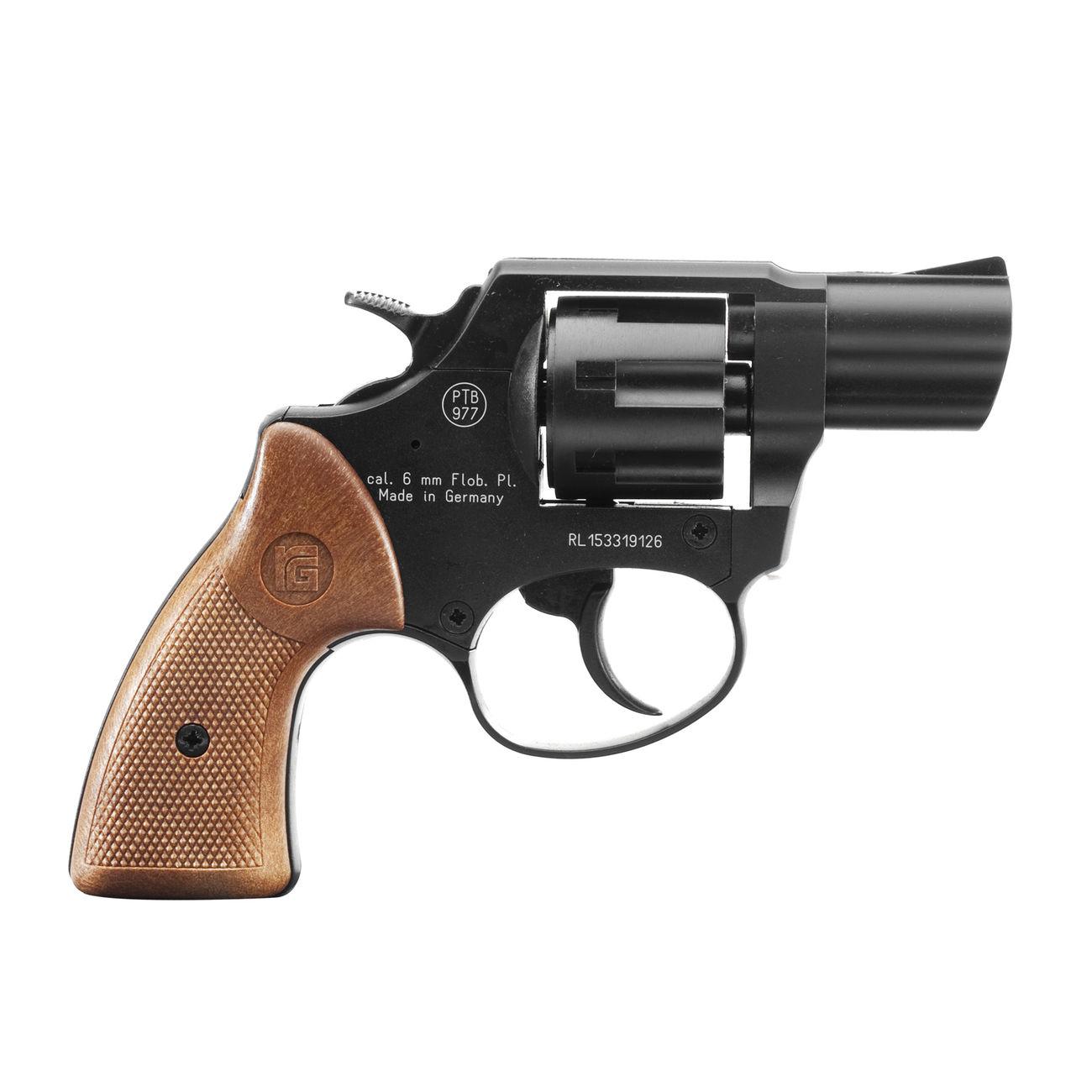 Röhm RG 56 Schreckschuss Revolver 6mm Flobert brüniert - Kotte & Zeller