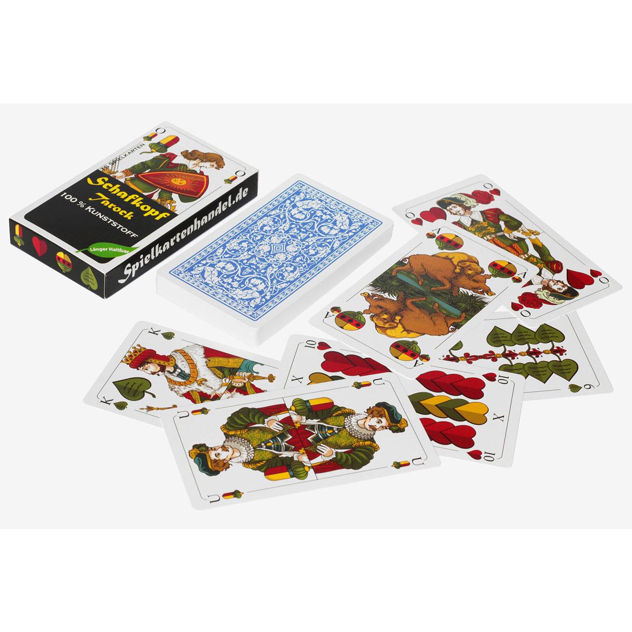 Kartenspiele Schafkopf
