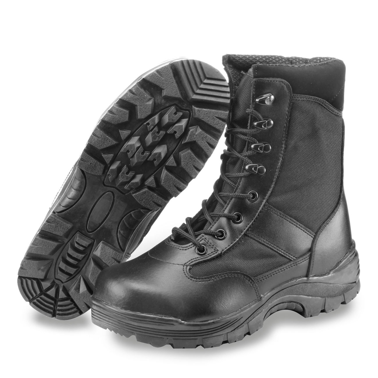 Security Stiefel Boots 8-Loch Mil-Tec 1