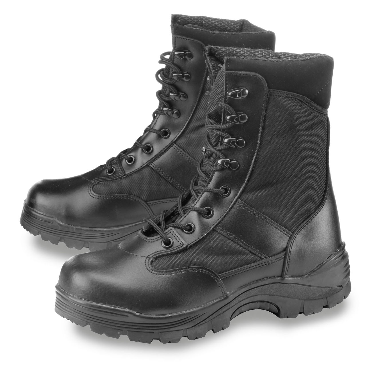 Security Stiefel Boots 8-Loch Mil-Tec 4