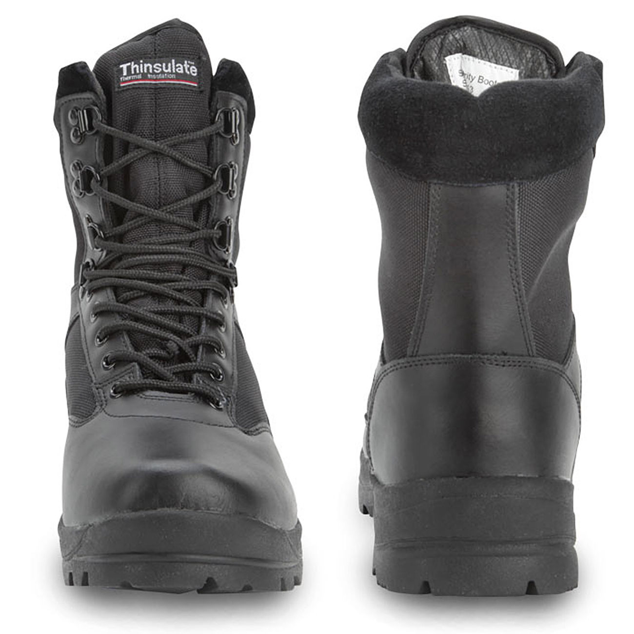 Brandit Boots Tactical 9-eye schwarz 1