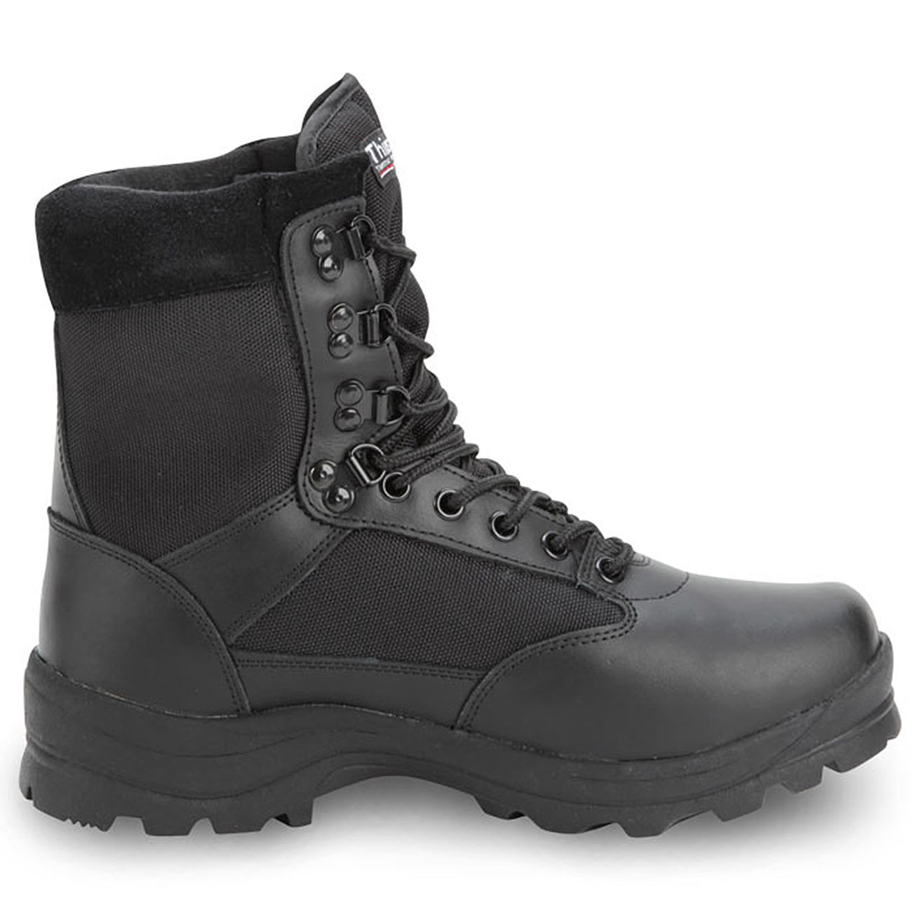 Brandit Boots Tactical 9-eye schwarz 3