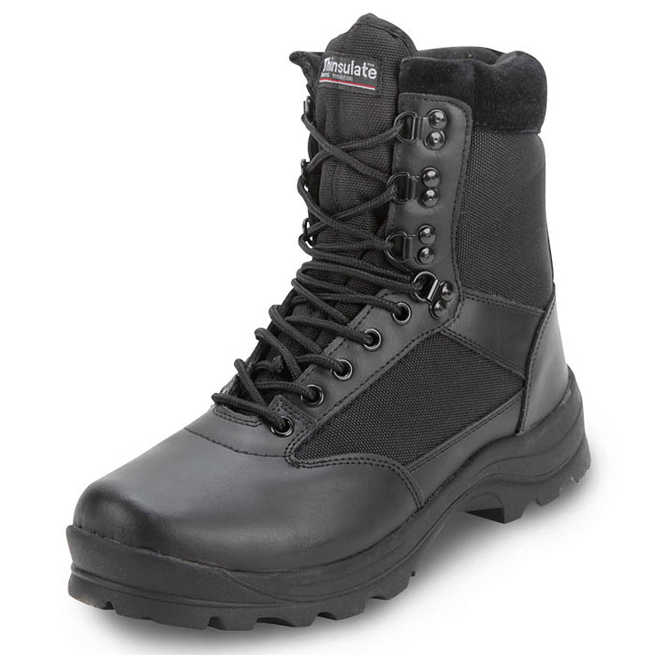 Brandit Boots Tactical 9-eye schwarz 4