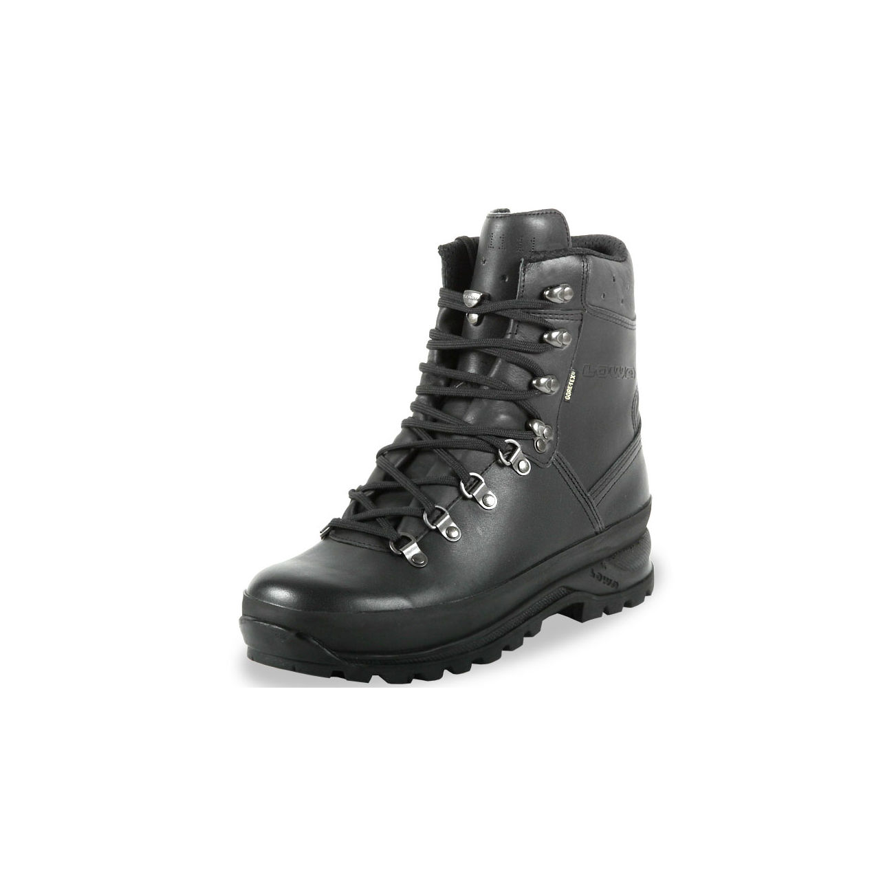 Lowa Mountain Boot GTX schwarz 0