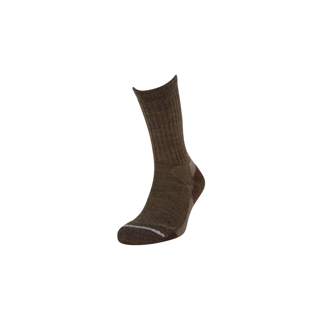 Lorpen Socken All Season Hunt braun 0