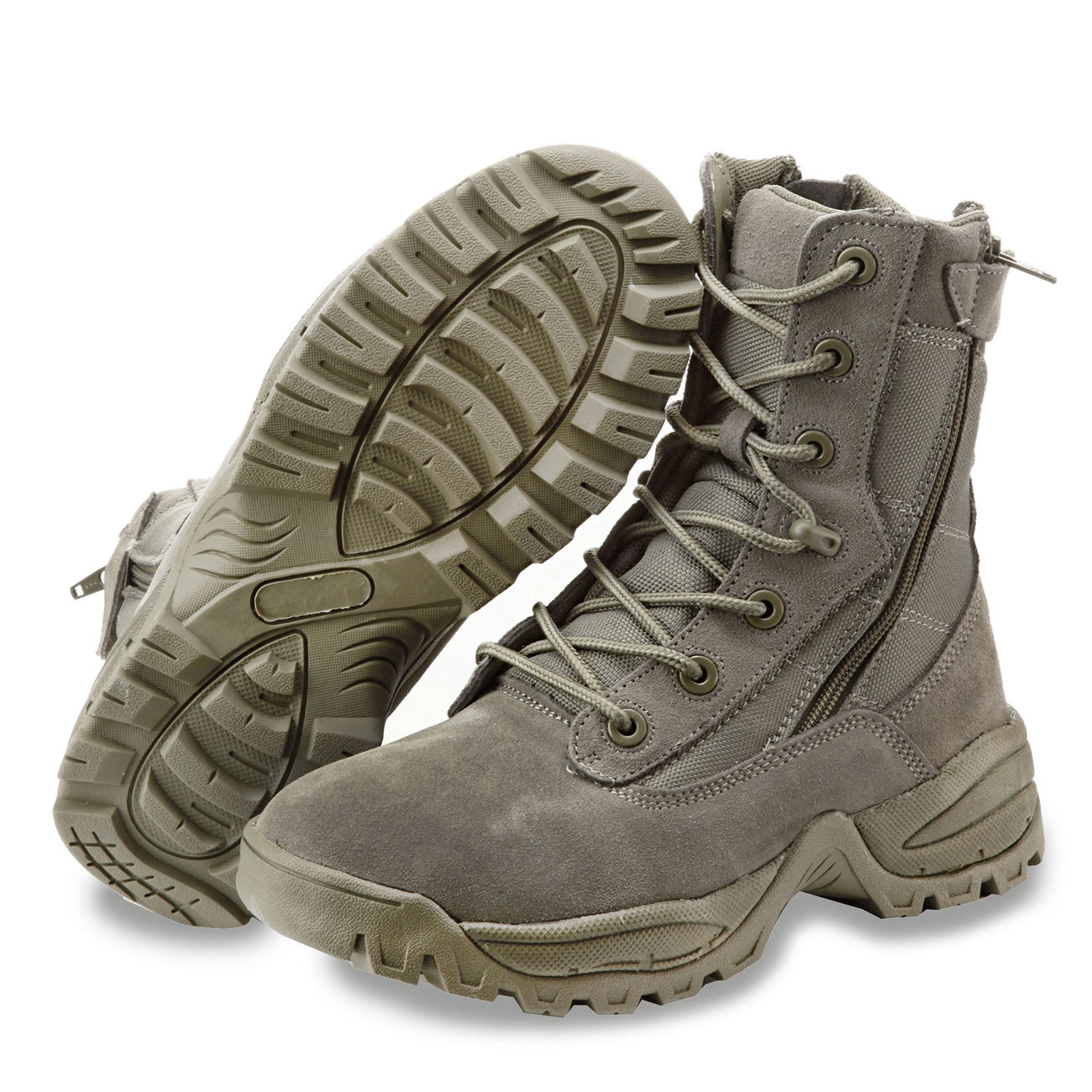 Mil-Tec Tactical Boot Two-Zip foliage 1