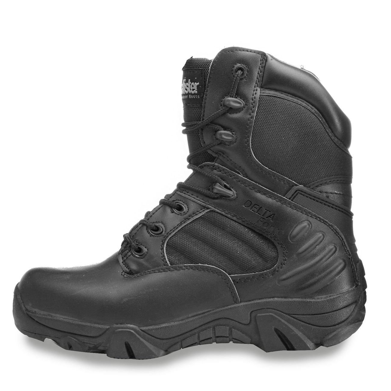 McAllister Stiefel Delta Force Tactical Outdoor Boots schwarz 0