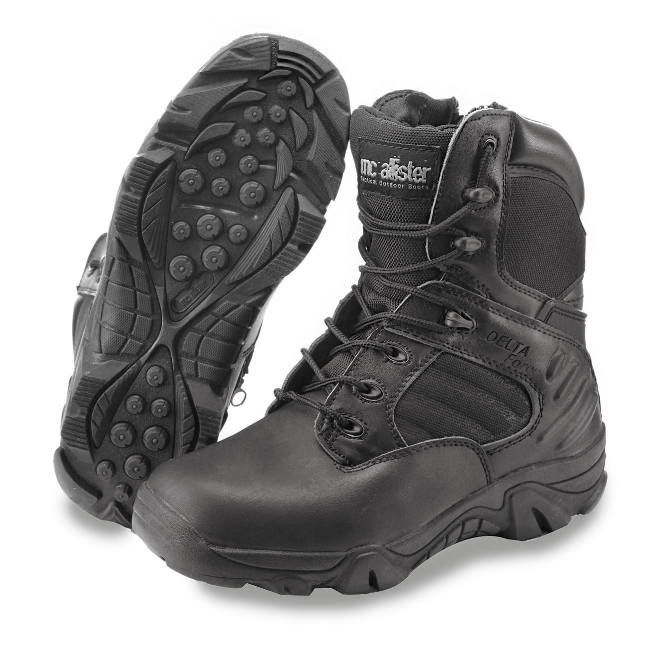 McAllister Stiefel Delta Force Tactical Outdoor Boots schwarz 1